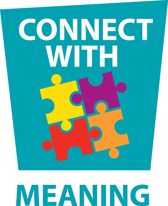 Connect with Meaning logo