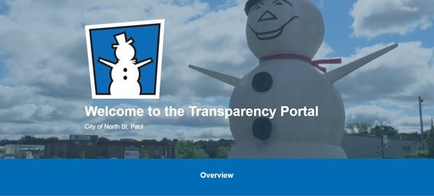 North St. Paul Transparency Portal